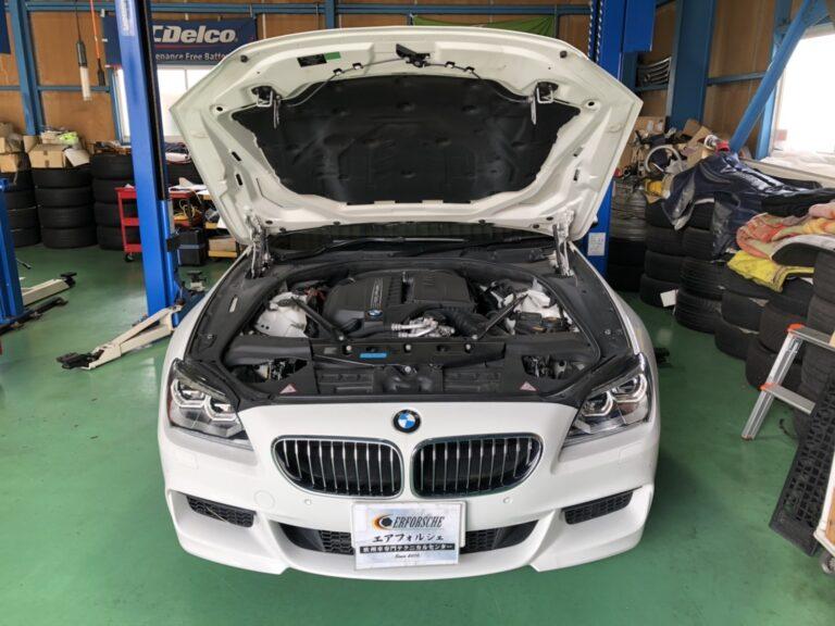 BMW F13 640i ドアロック不良!!