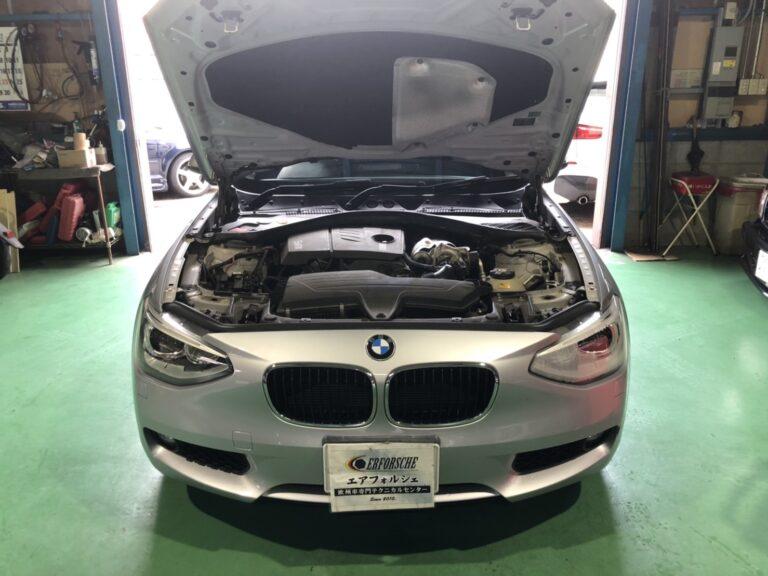 BMW F20 エンジンチェックランプ点灯!!